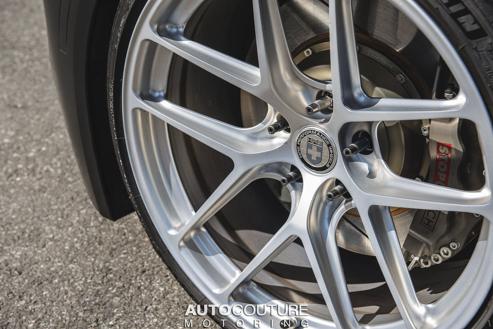 StopTech 14+ BMW M3/M4 (F8X) Front Big Brake Kit ST-60 Trophy Calipers 380x32mm Rotors - AUTOcouture Motoring - Brakes - Stoptech