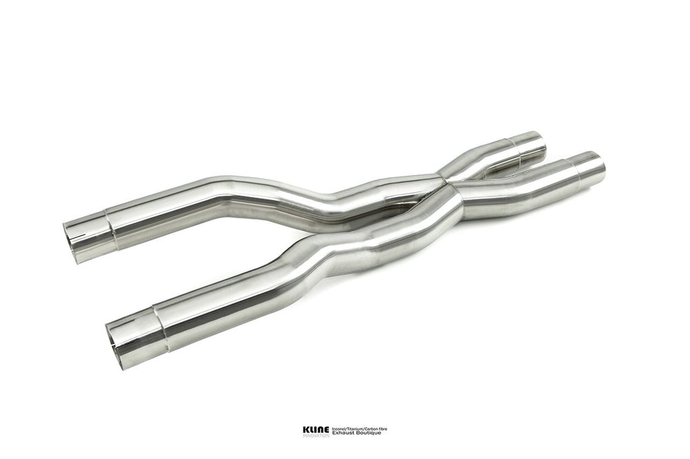 Kline Innovation X Pipe Ferrari GTC4 Lusso - AUTOcouture Motoring - Exhaust - Kline