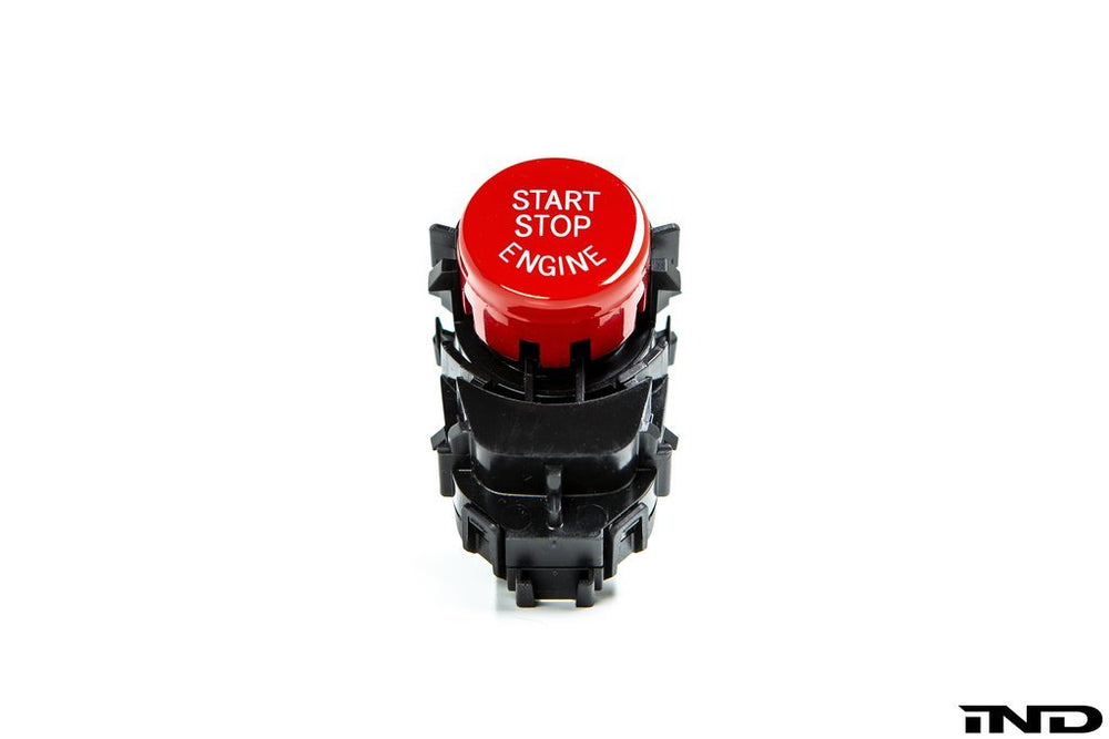 IND A90 Supra Replacement Red Start / Stop Button - AUTOcouture Motoring - Interior - IND