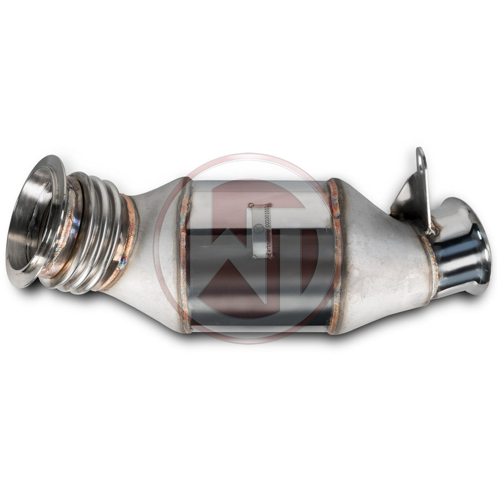 Wagner Tuning BMW F-Series 35i (Until 6/2013) SS304 Downpipe Kit - AUTOcouture Motoring - Exhaust - Wagner Tuning