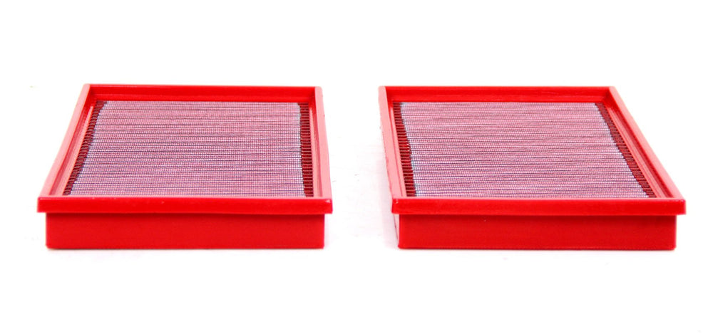 BMC GTC4LUSSO Replacement Panel Air Filter (FULL KIT - Includes 2 Filters) - AUTOcouture Motoring - Intake - BMC