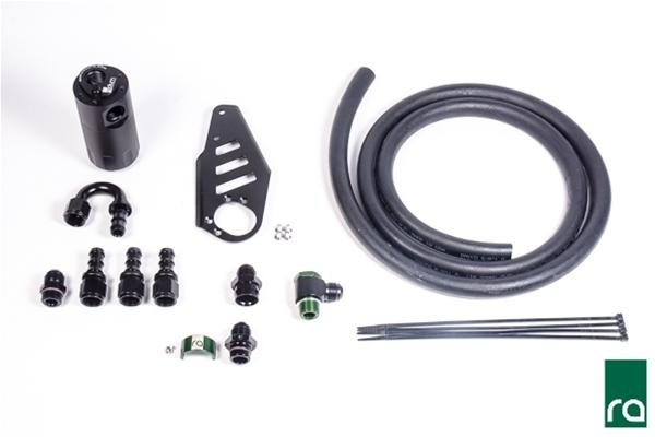Radium Engineering BMW 135i N54 Catch Can Kit - AUTOcouture Motoring - Engine - Radium Engineering