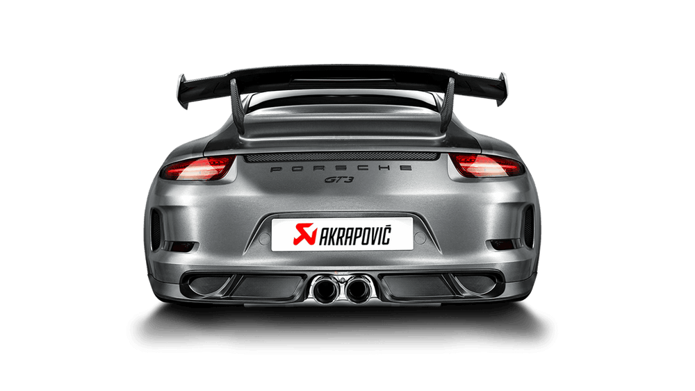 Akrapovic 2018 Porsche 911 GT3 (991.2) Evolution Race Header Set - AUTOcouture Motoring - Exhaust - Akrapovic