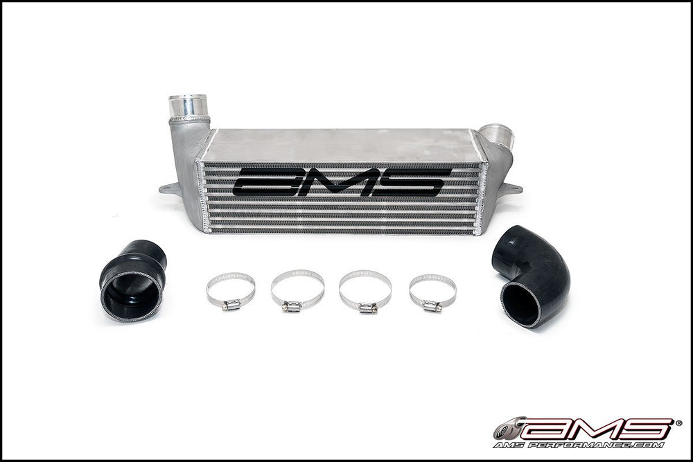 AMS Performance 2009+ BMW 135i Intercooler Kit w/Logo - AUTOcouture Motoring - Engine - AMS