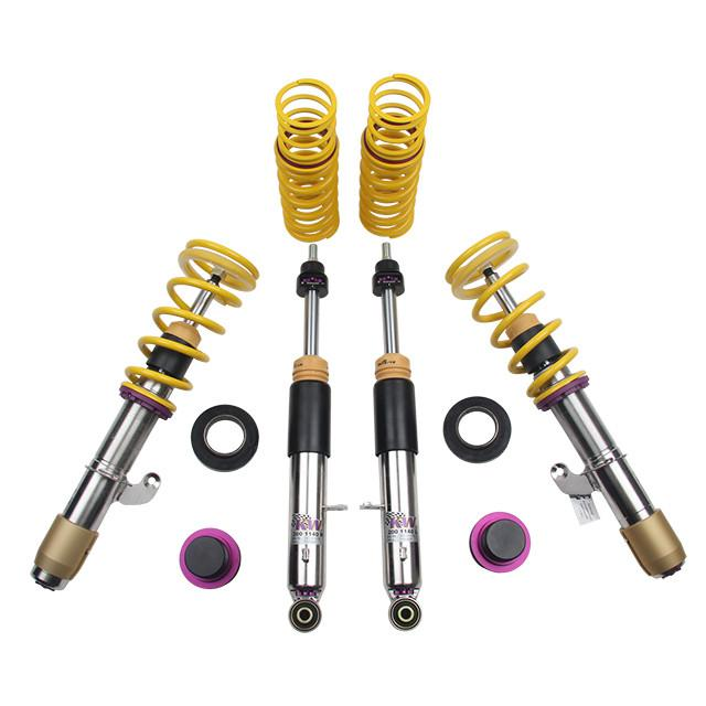 KW Coilover Kit V3 BMW 5series E60 (560X) Sedan 4WD - AUTOcouture Motoring - Suspension - KW