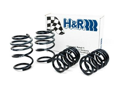 H&R 01-06 BMW M3 E46 Sport Spring - AUTOcouture Motoring - Suspension - H&R