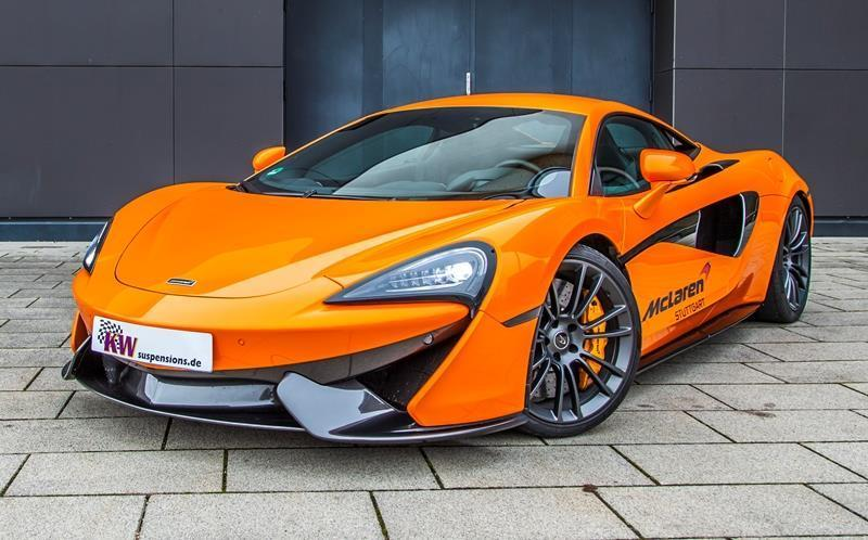 KW H.A.S. Street Kit McLaren 570S | 570GT 16-19 - AUTOcouture Motoring - Suspension - KW