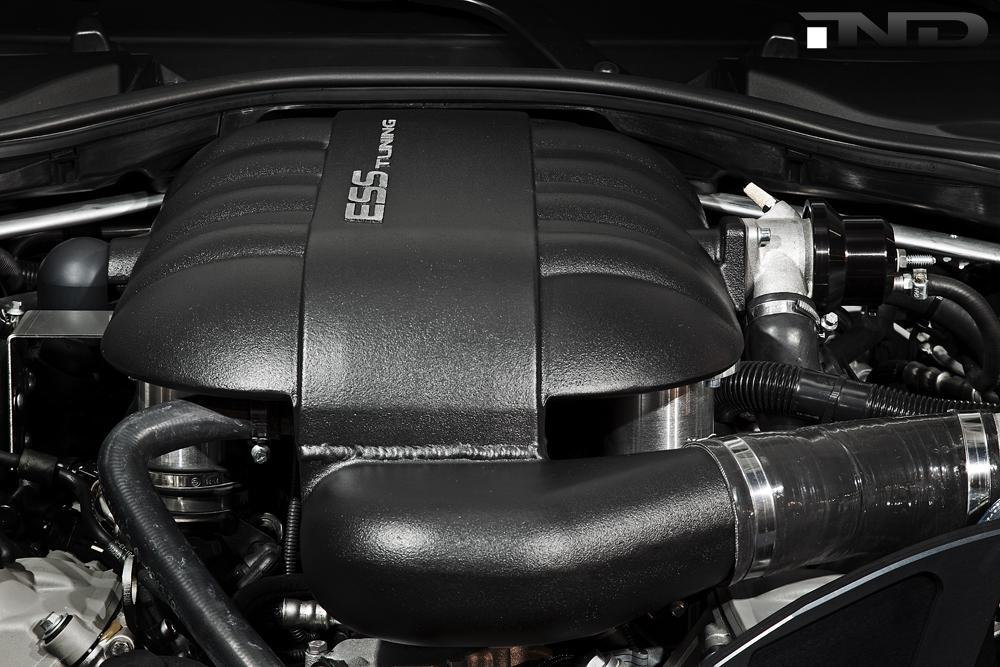ESS E9X M3 VT1-550 Supercharger System - AUTOcouture Motoring - Engine - ESS Tuning