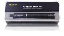 Load image into Gallery viewer, K3 Starter KIT by ASPIRE (BACK IN STOCK!!!!)