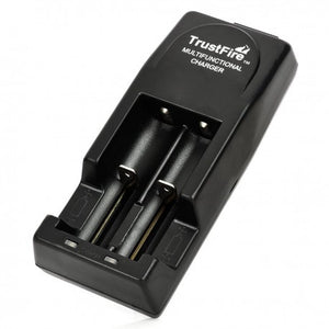 TR-001 Lithium Battery 2 Channel Charger by TrustFire