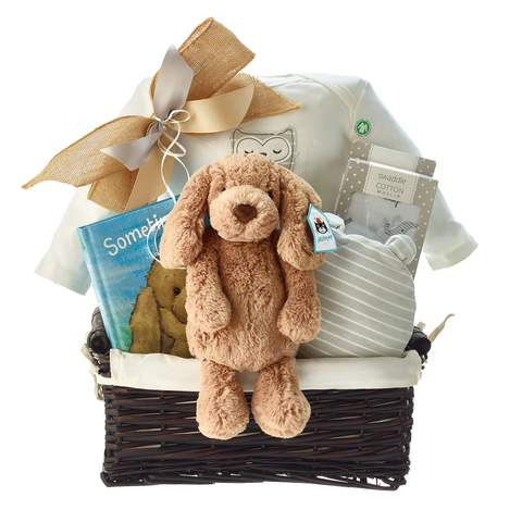 How To Make  Baby Gift Baskets