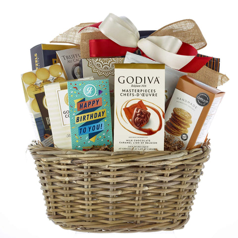 Birthday Gifts Gourmet Gift Baskets