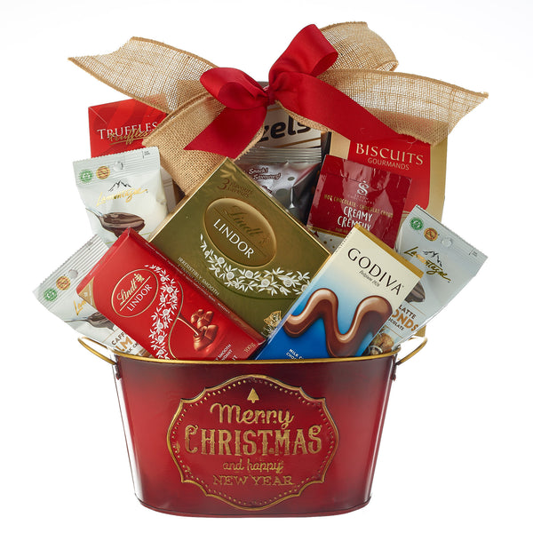 Christma best selling gift baskets