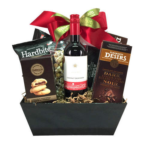 Wine Gift Baskets Delivery