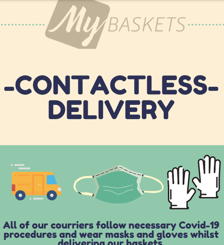 Contactless Delivery Toronto