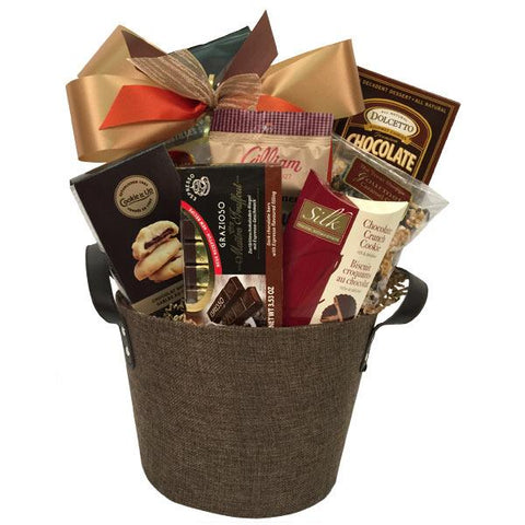 Gift Baskets with Chocolate