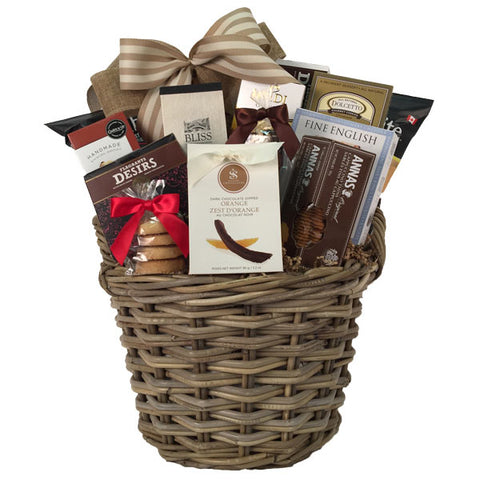 Where to get good gift baskets in Toronto