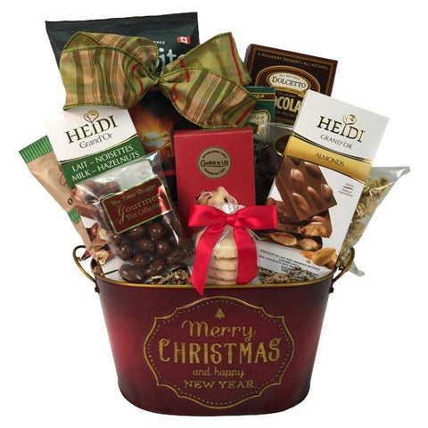 Merry Christmas Best Gift Baskets