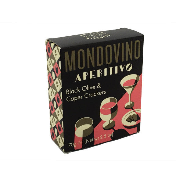Mondovino Crackers