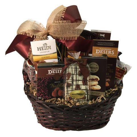 Clasic Christmas Gift Baskets