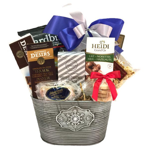 Corporate Holiday Gift Baskets Discount Toronto | MY BASKETS | Toronto