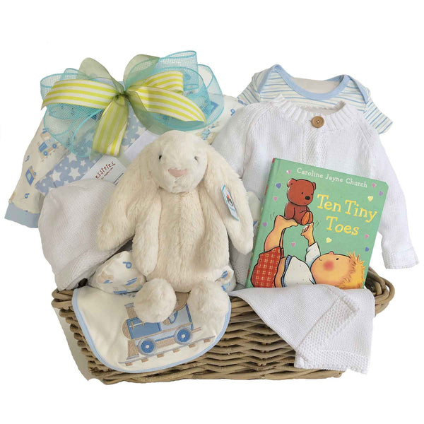New Baby Boy Luxury Gifts