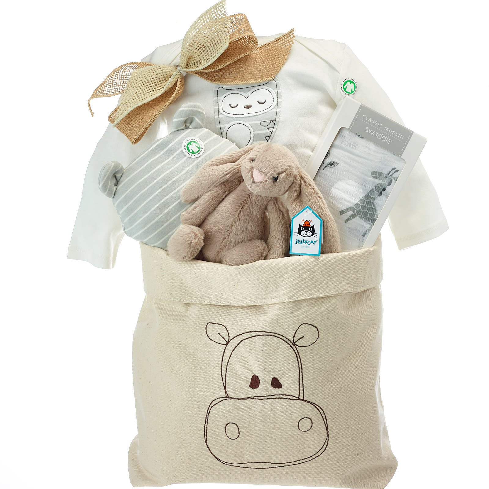 Natural Neutral Baby Gift