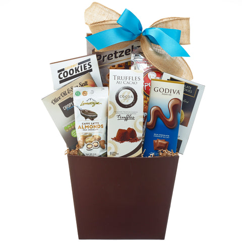Gourmet Father's Day Basket