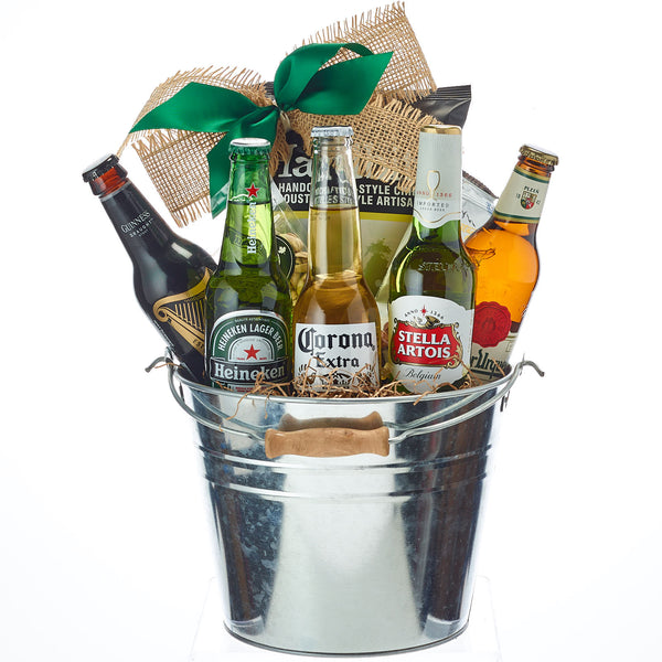 Import Beer Gift Baskets