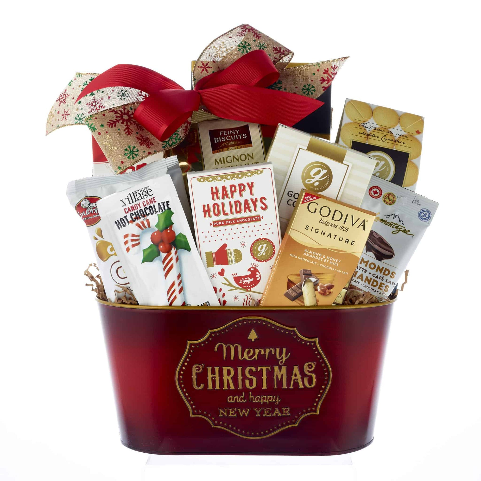 Christmas Gift Baskets Toronto Canada Delivery My Baskets
