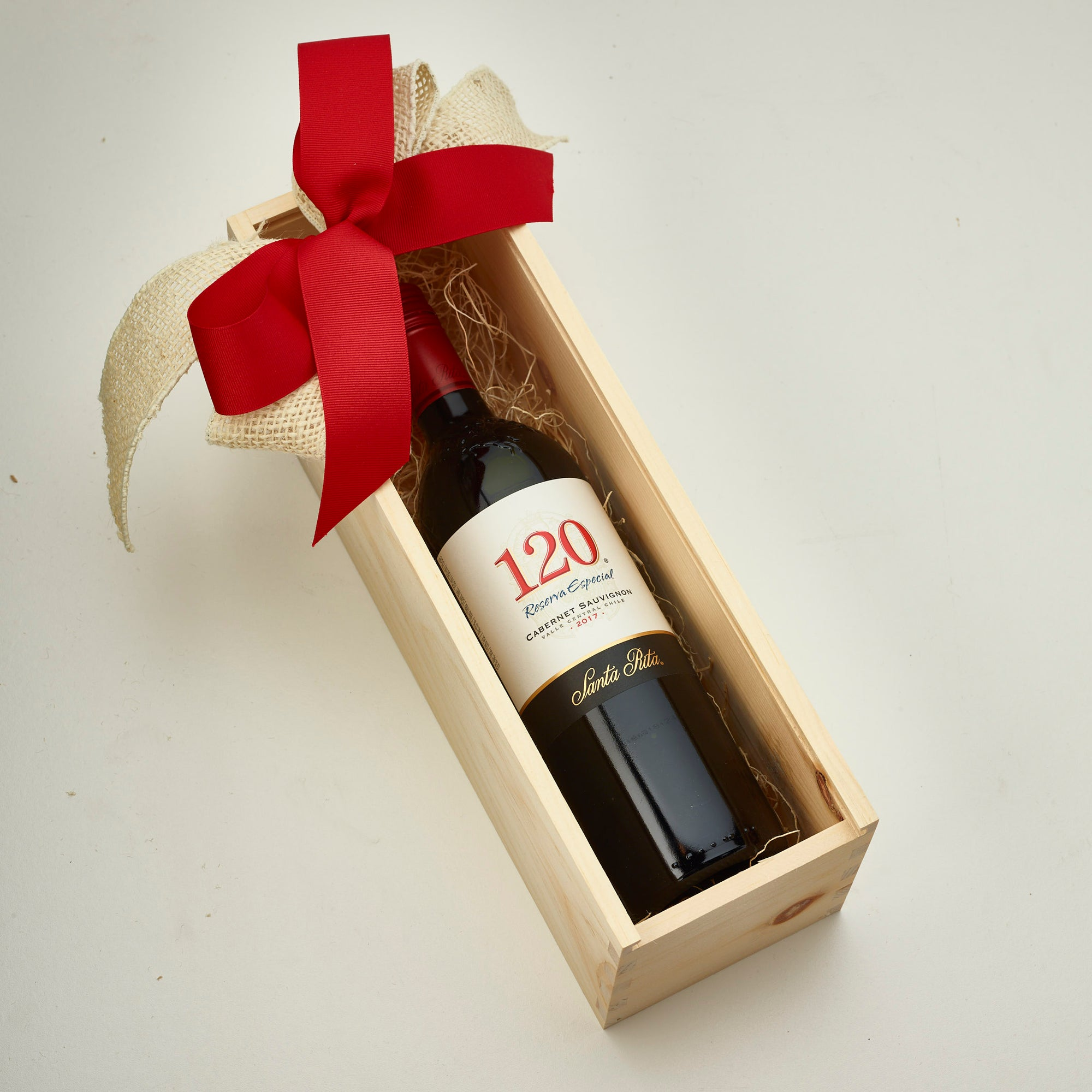 Wine Gift Baskets in Wooden Box