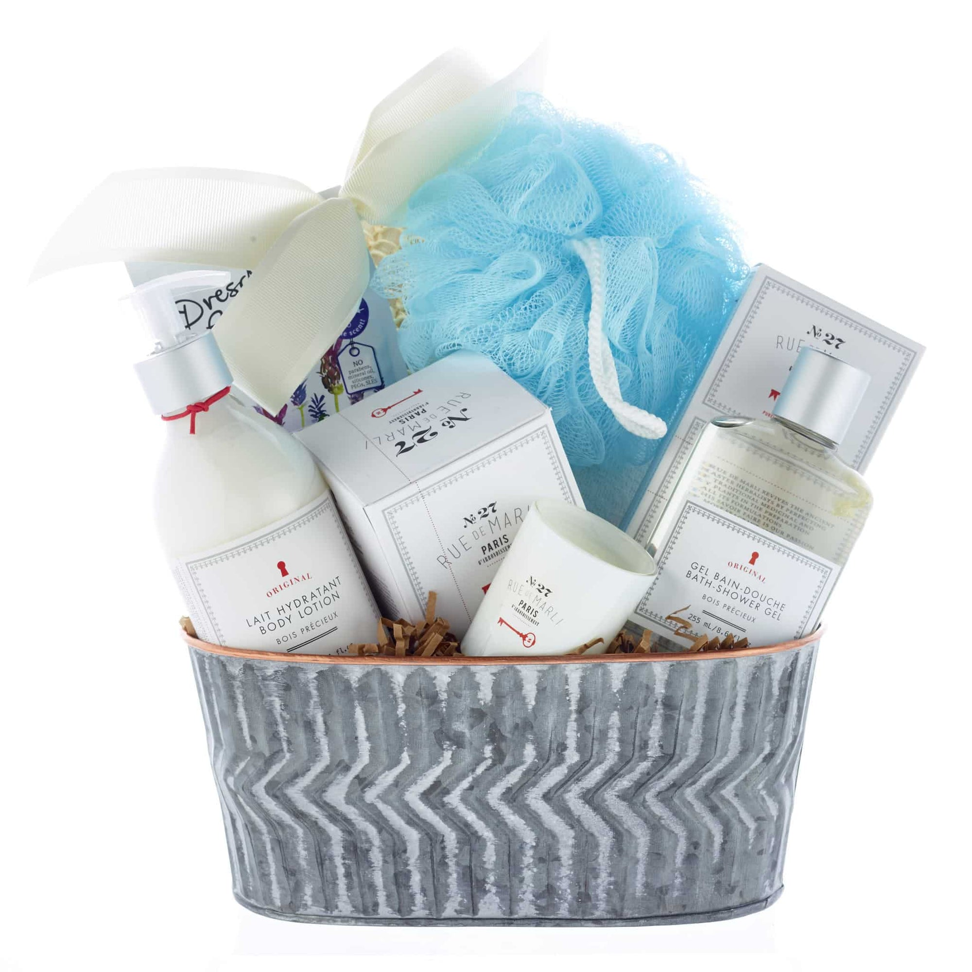 Rejuvenation Spa Gift Baskets