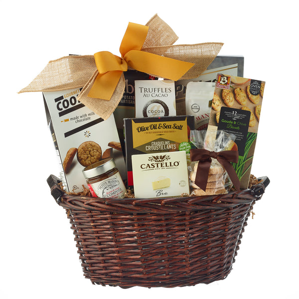 Cheese Gift Baskets For Fathers Day