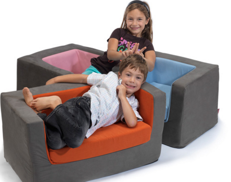Loveseat for boys - Monte Design
