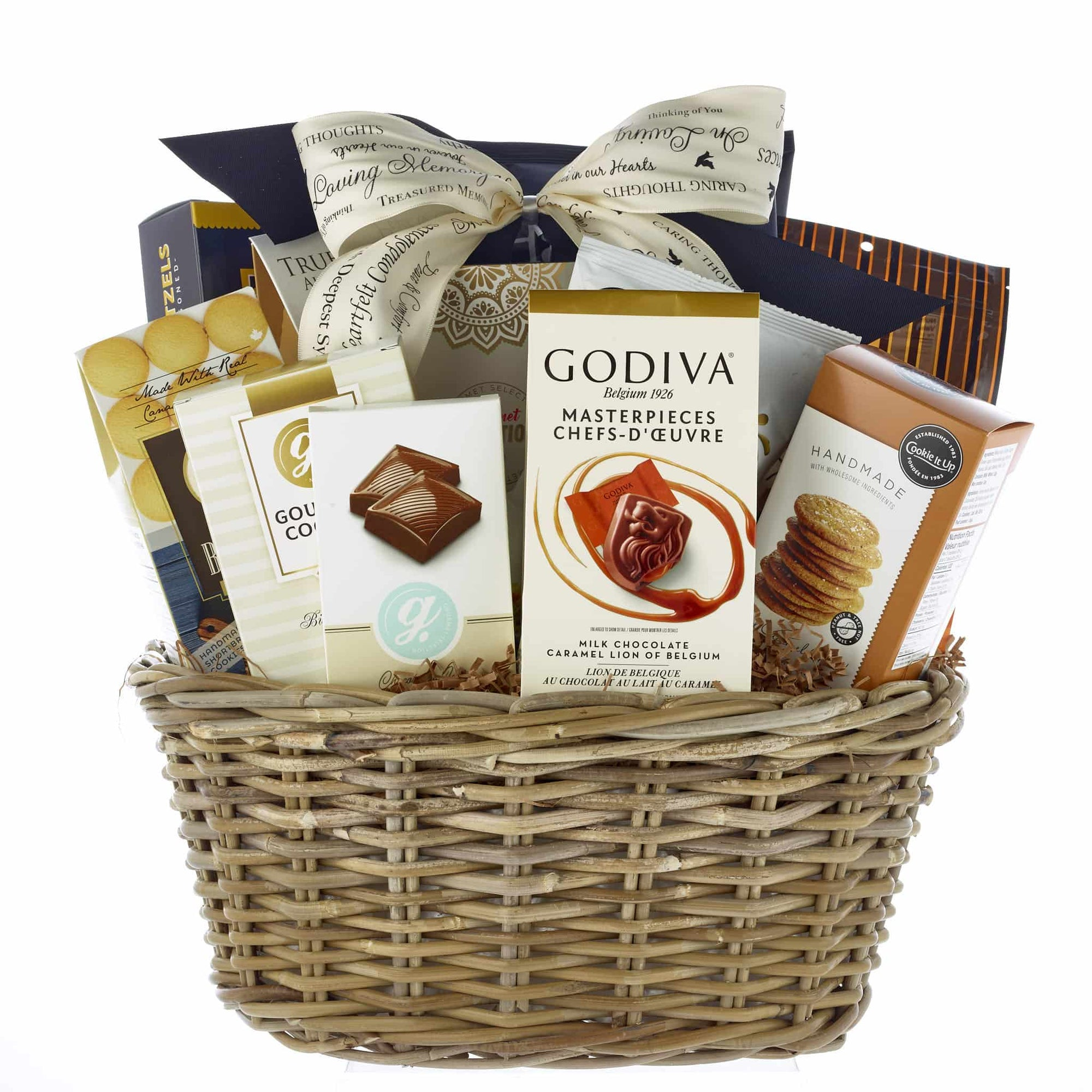 Sympathy Gift Baskets Delivery Toronto