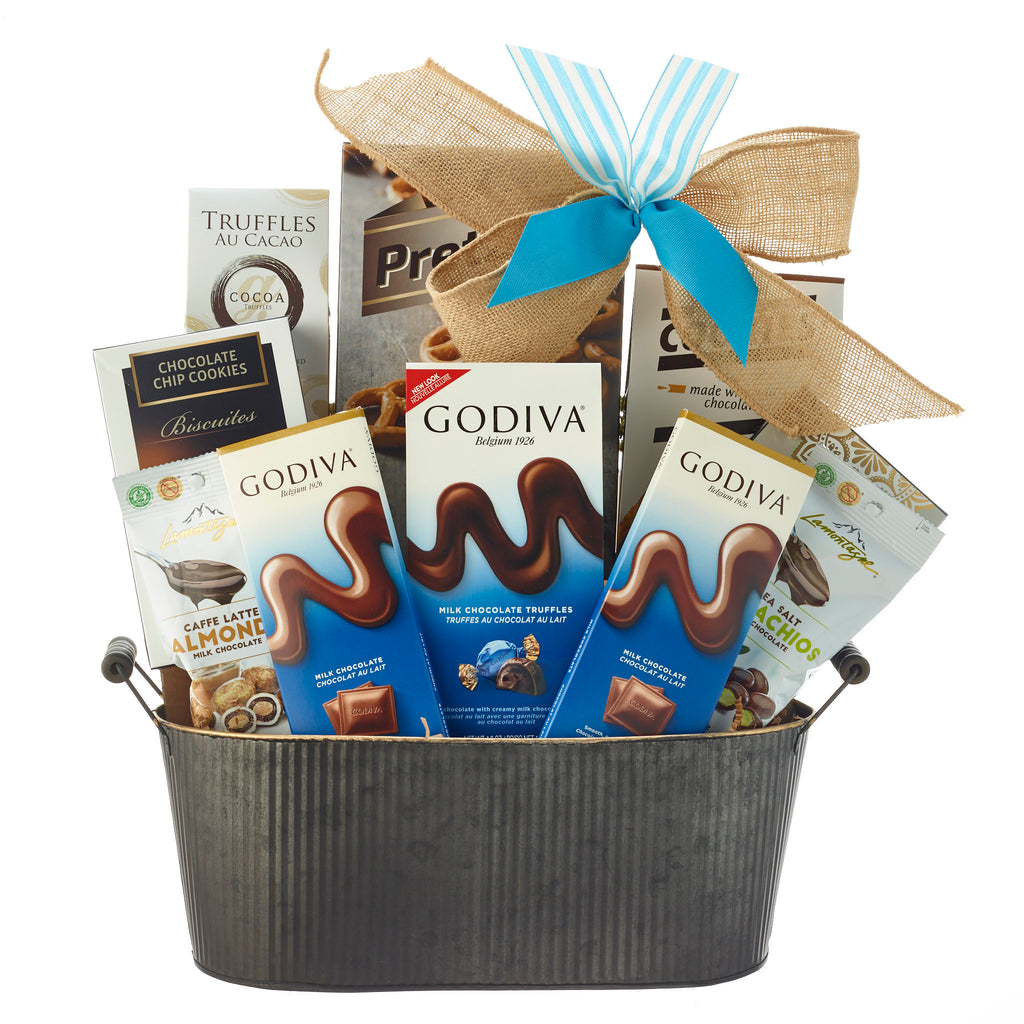 Wedding Party Gifts Canada: Elegant Wedding Gift Baskets Delivered Across Canada