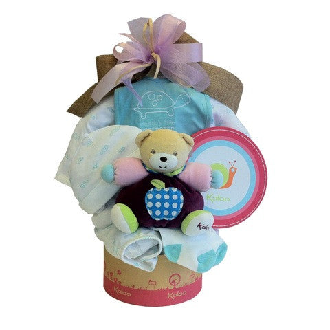 Baby Girl Kaloo Plush and Gift
