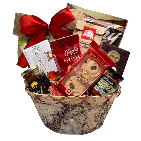 All Candian Gift Basket