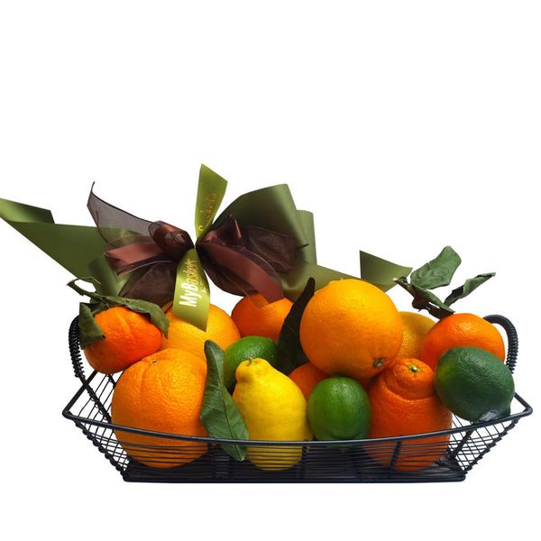 Citrus fruit baskets