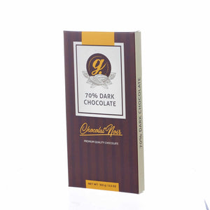 Dark chocolate premium chocolate