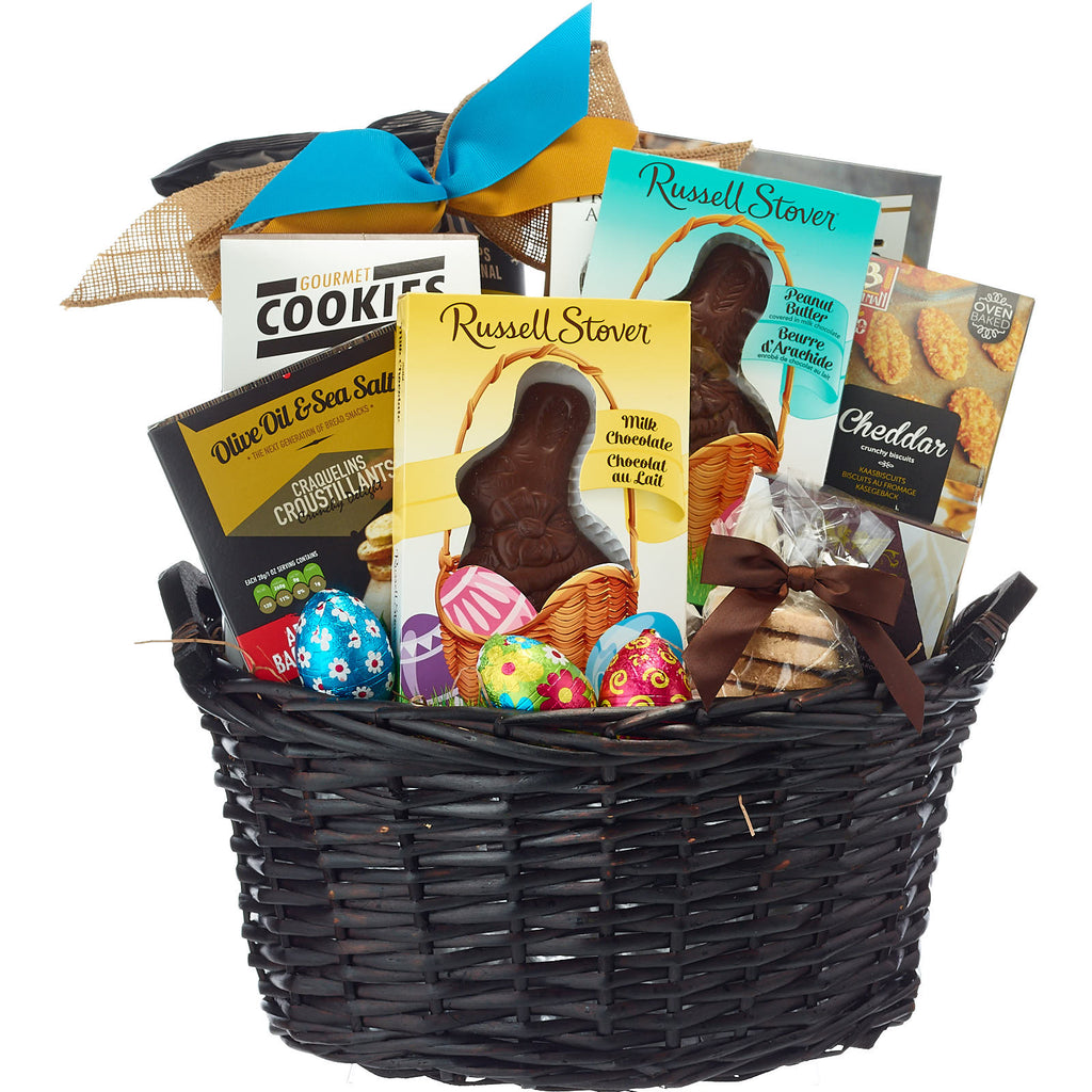 The Perfect Easter Gift Basket For Adults