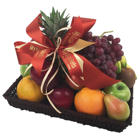 Premium fresh fruit baskets Toronto