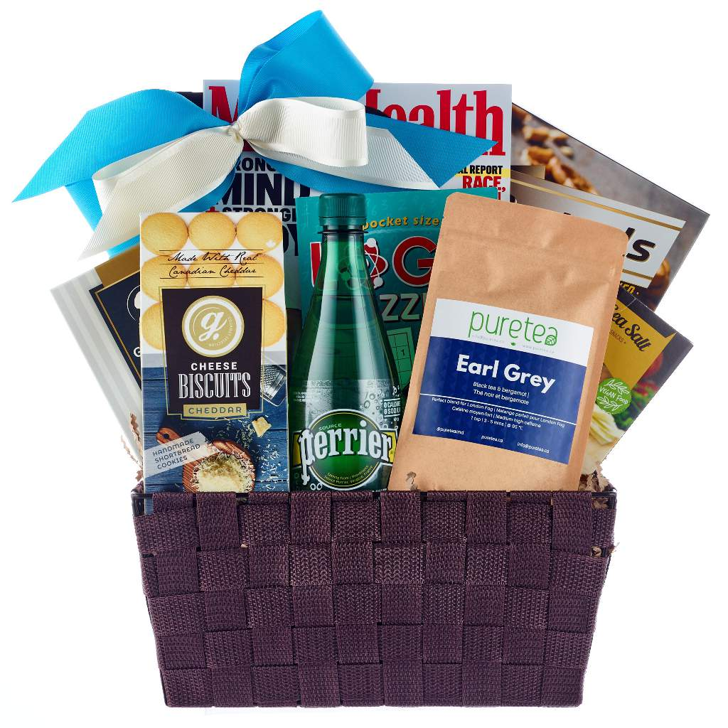 Get Well Gift Baskets For Woman