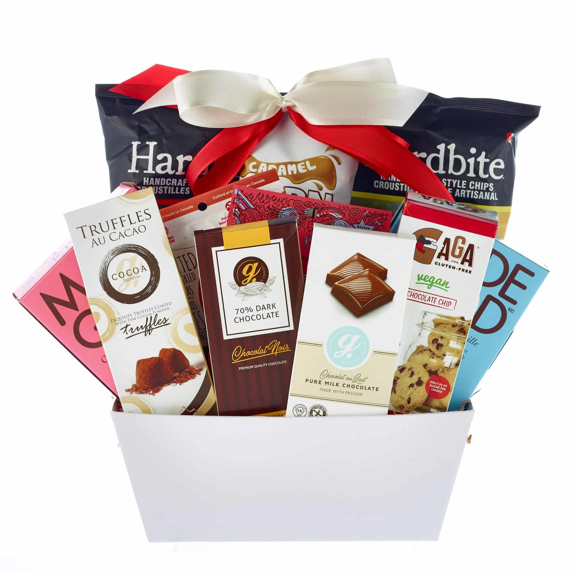 Assorted gluten free treats delivery
