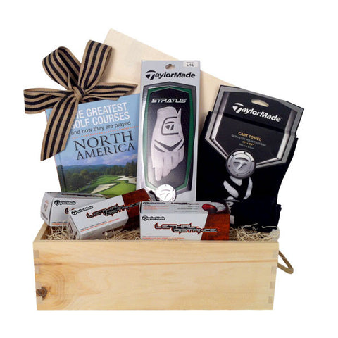 Golf Gift Baskets Canada