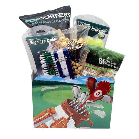 Golf Gift Box SOLD OUT