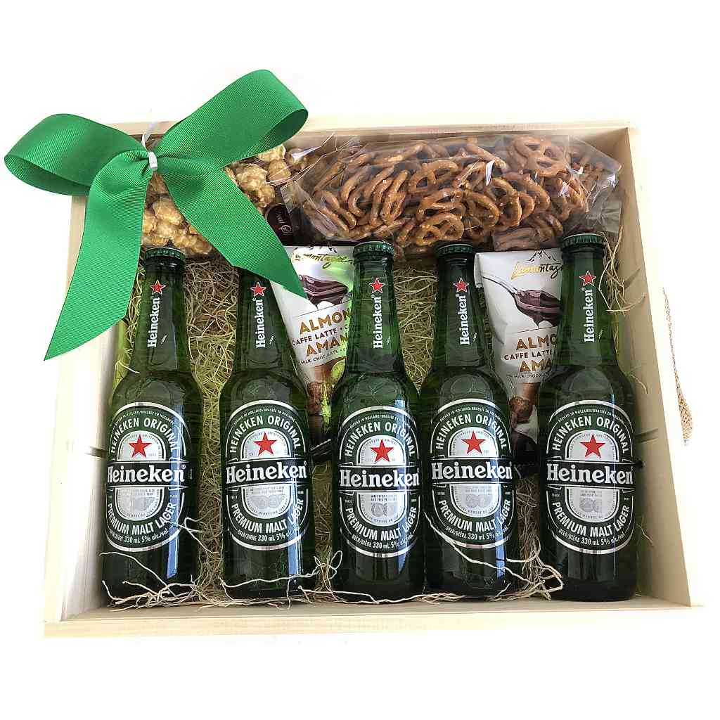 Heineken Beer Baskets