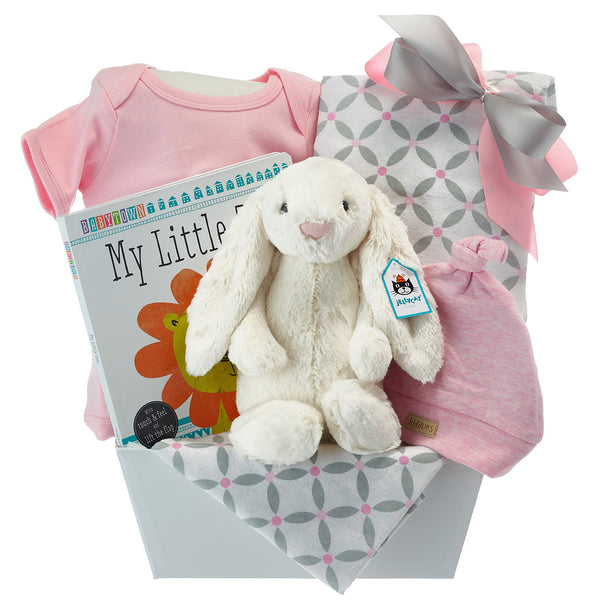 Gift For Babies With JellyCat Plush