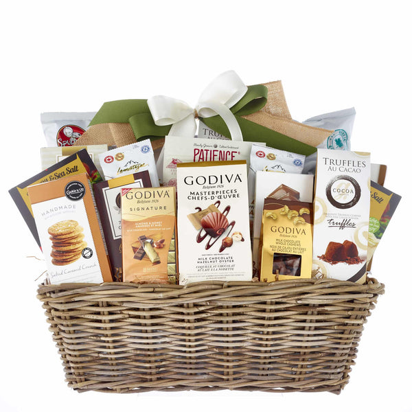 Premium Kosher Gift Baskets