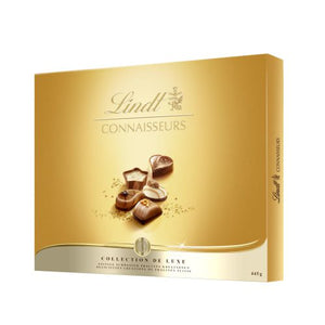 Assorted Lindt chocolate box